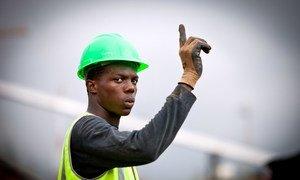 """L'ONU exhorte les pays du monde entier à """"reconstruire en mieux"""" après la pandémie de COVID-19."""