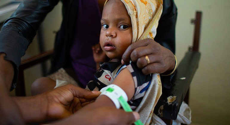 100,000 children in Tigray at risk of death from malnutrition: UNICEF