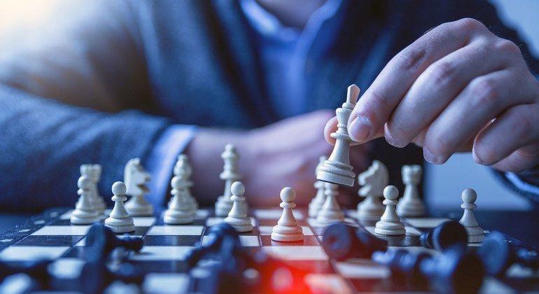 Chesscalms nerves, improvesmental healththroughoutpandemic