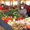 Mercado Asa Branca, Cazenga, Luanda