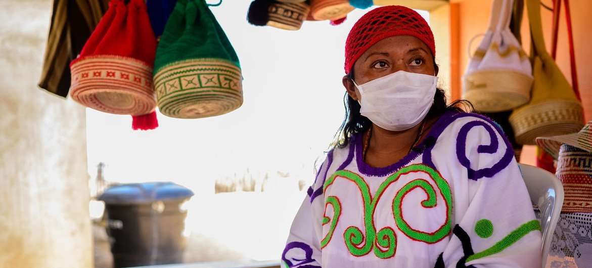 The Wayúu people of Colombia have been participating in the management of health care services for their community.