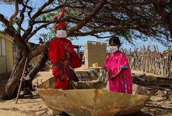 Le peuple Wayúu est un peuple autochtone de Colombie.