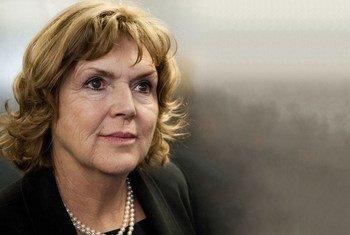 Специальный докладчик по вопросу о положении правозащитников Мэри Лолор