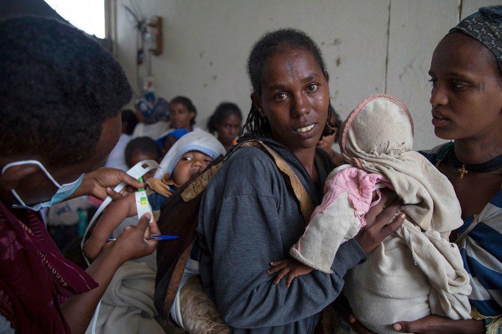 La crise dans le nord de l'Éthiopie a fait que des millions de personnes ont besoin d'une aide d'urgence et de protection.