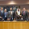 """تجديد الشراكة الإماراتية مع الأمم المتحدة للدفع بالعمل المشترك في إطار """"مشروع المعرفة"""" - مقر الأمم المتحدة، نيويورك."""