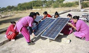 Índia e Honduras cooperam para impulsionar o uso de fontes de energia sustentáveis.