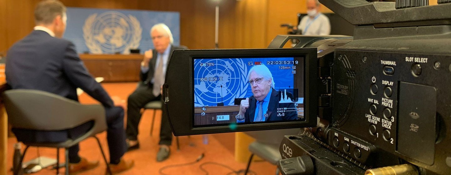 UN Emergency Relief Coordinator Martin Griffiths speaks to UN News ahead of a crucial international conference on the needs of the Afghan people.