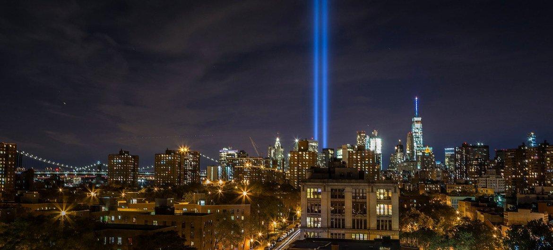 El Tributo en la Luz se ha convertido en una parte icónica de la conmemoración del 11-S