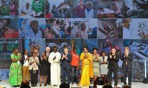 Lors de la sixième Conférence de reconstitution des ressources du Fonds mondial, les donateurs se sont engagés à verser 14,02 milliards de dollars pour sauver 16 millions de vies et mettre fin au VIH, à la tuberculose et au paludisme d'ici 2030.