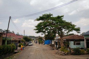 坦桑尼亚西南部城市姆贝亚(资料图片)。