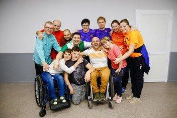 Дмитрий Кузук создал спортивный центр, в котором люди с ограниченными возможностями обретают надежду на будущее