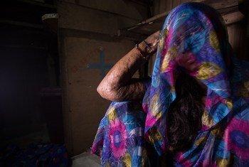 Les responsables de l'ONU affirment que la violence sexiste est une « pandémie de l'ombre », cachée sous Covid-19.