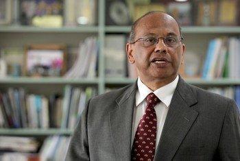 भारत स्थित ऊर्जा और संसाधन संस्थान (TERI)के प्रबंध निदेशक, अजय माथुर.