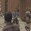 صورة من فيلم عشرة أيام قبل الزفة اليمني