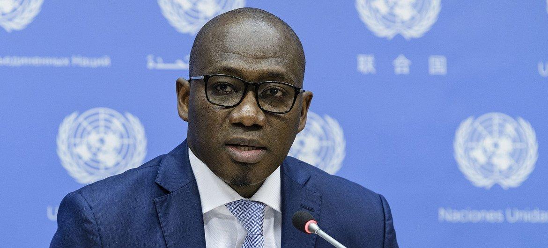 Председатель Совета по правам человека