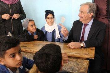 Atual mandato do secretário-geral, António Guterres, expira em 31 de dezembro de 2021