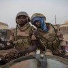 Picha ya maktaba ikiwaonesha walinda amani kutoka Chad wakifanya doria katika mitaa ya Kidal nchini Mali Desemba 2016