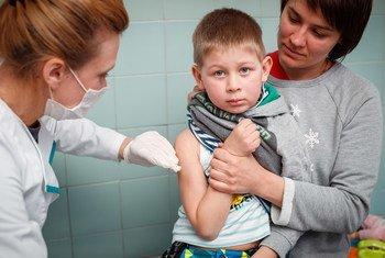 Вакцинация - надежный способ защиты от вирусов