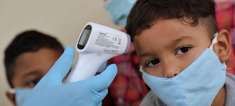 No existe vacuna contra COVID-19 para niños