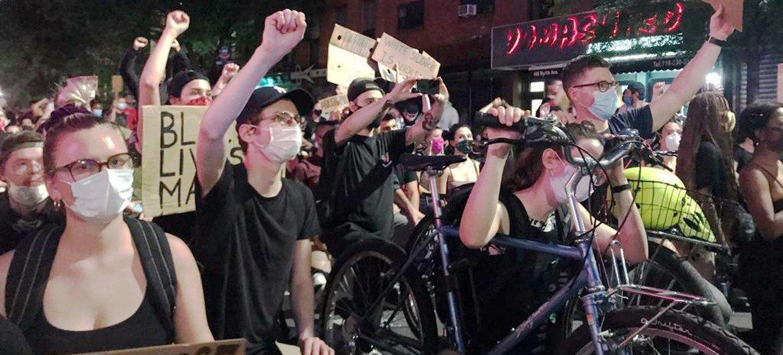 Журналисты, освещающие протесты, не должны подвергаться гонениям, уверены в ЮНЕСКО