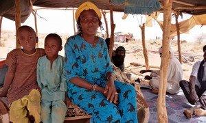 Malian refugees seek shelter in Télemsès, Niger, after violence has escalated in the Sahel region.