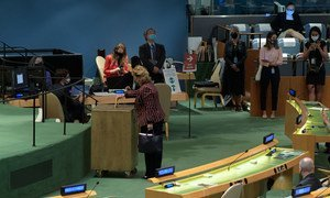 Five States were elected by the General Assembly to serve as non-permanent members of the UN Security Council for the 2022-2023 term.