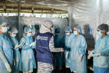 The World Health Organization (WHO) and others are providing technical support for a vaccination drive to inoculate Rohingya refugees in Cox's Bazar.