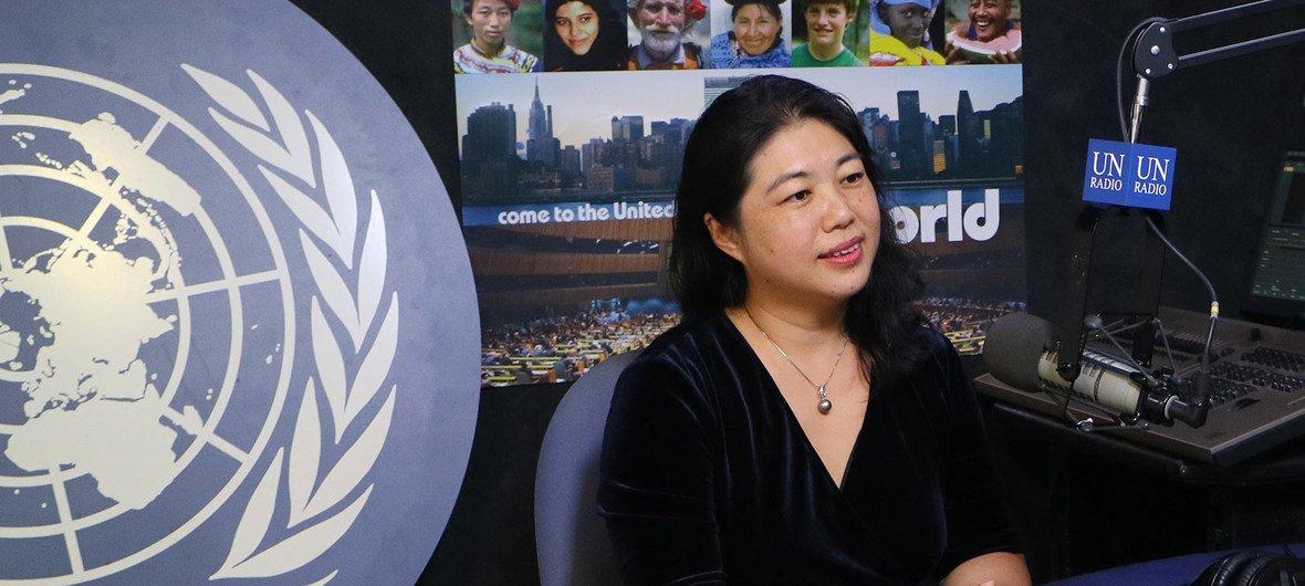 联合国南南合作办公室副主任王晓军