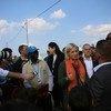 联合国秘书长伊拉克问题特别代表普拉斯哈特