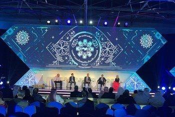 تستمر جلسات مؤتمر أصحاب الأعمال والمستثمرين العرب في الفترة بين ١١-١٣ نوفمبر الجاري وتسلط الضوء علي عدد من الموضوعات من بينها دور ريادة الأعمال والابتكار في تحقيق التنمية الاقتصادية وأهداف التنمية المستدامة.