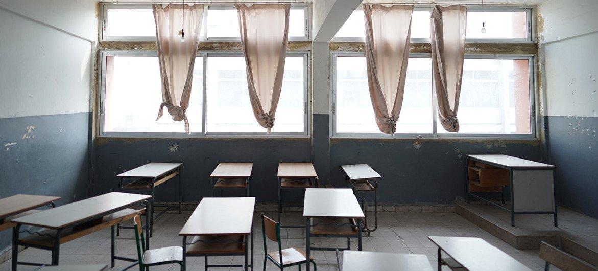 Além de reconstruir escolas, dinheiro arrecadado foi aplicado para salvar a cidade emblemática do declínio