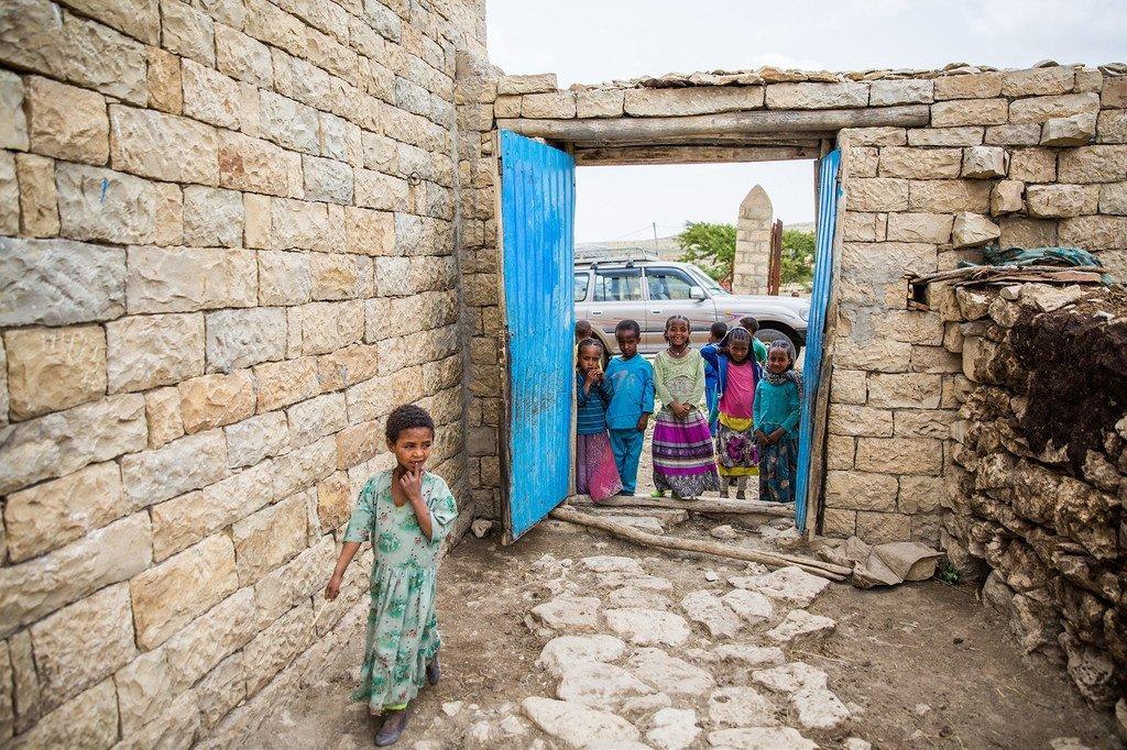 La région du Tigré est confrontée à certains des défis de développement les plus difficiles à relever en Éthiopie.