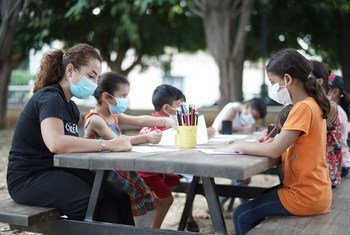 The psychological impacts of the Beirut explosions continue to be felt deeply by children and caregivers, long after flesh wounds have healed.