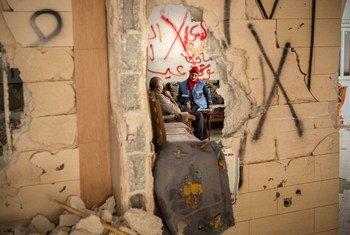 以色列在其所占领的约旦河西岸和东耶路撒冷对巴勒斯坦人建筑物的拆除和没收是导致流离失所的主要原因之一。