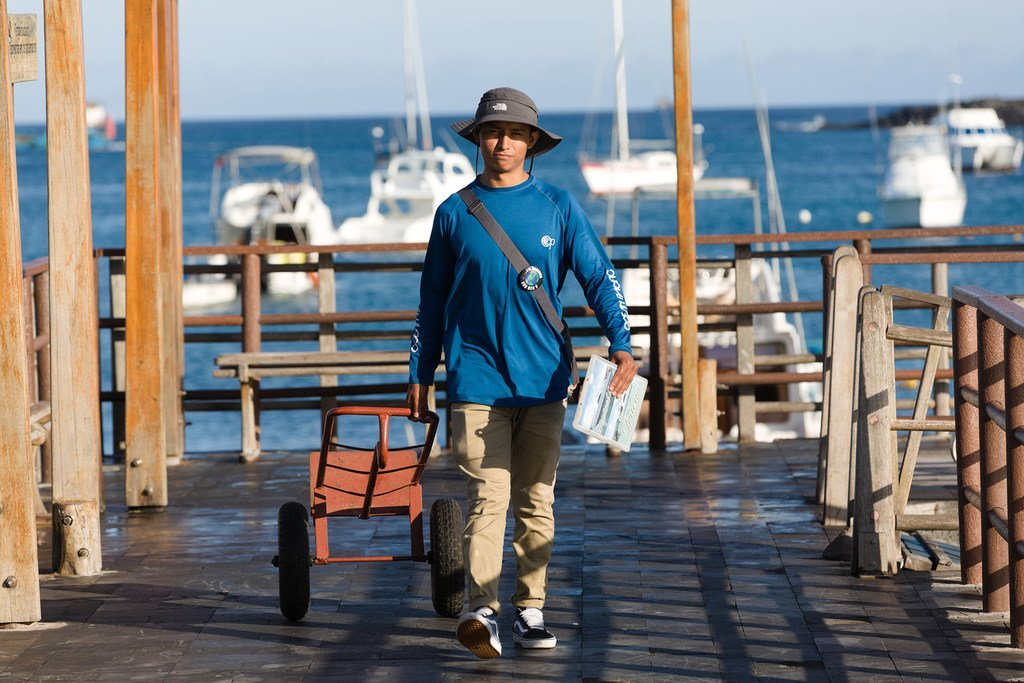 Las restricciones por el COVID-19 han afectado a las Islas Galápagos cuya economía depende principalmente del turismo.