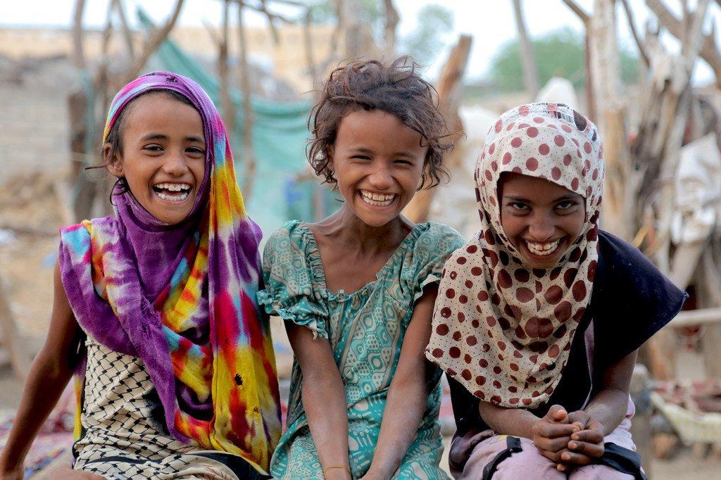 Des millions d'enfants à travers le Yémen sont confrontés à la malnutrition.