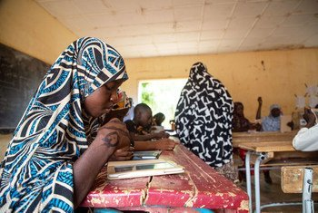 Without the safety net that school often provides, girls are more vulnerable to child marriages, according to UNICEF.