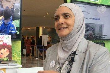 Rana Dajani é a fundadora do projeto We Love Reading