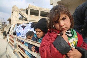 Desde janeiro, 299 sírios foram mortos na ofensiva às áreas chaves de Idlib e Alepo.