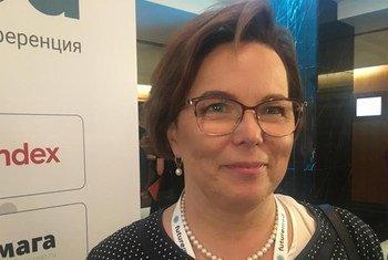 Заведующая лабораторией ИНВИТРО в Санкт-Петербурге Наталья Пешкова