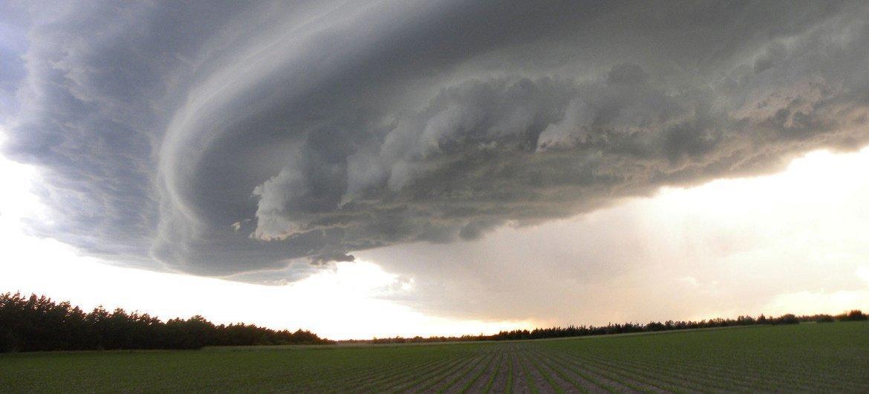 Los científicos sostienen que el cambio climático está provocando un aumento de los fenómenos meteorológicos extremos.