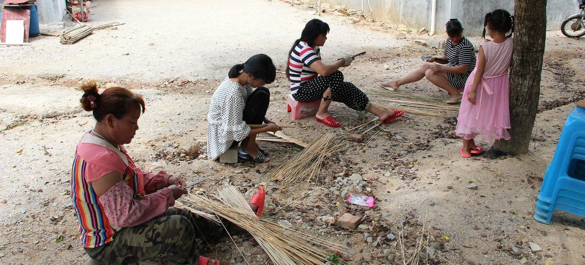 """A pilot of the """"Development of Sustainable Development Goals Villages"""" project in Hainan province aims to promote the Global Goals and help revitalize rural China."""