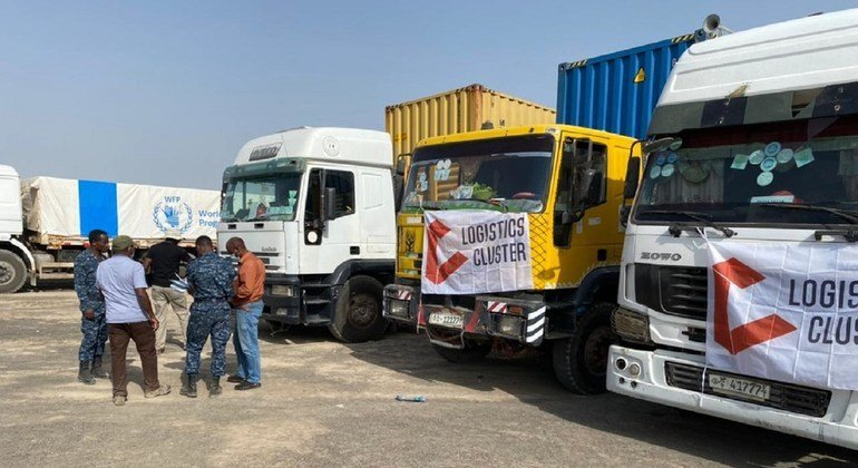 UN appeals for faster passage for aid convoys to Ethiopia's Tigray