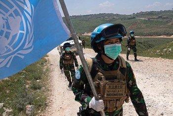 Since the onset of COVID-19 pandemic, UNIFIL and its peacekeeping troops have maintained their daily operational activities along the Blue Line in South Lebanon.