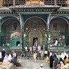 Friday prayers in Srinagar, Jammu and Kashmir.