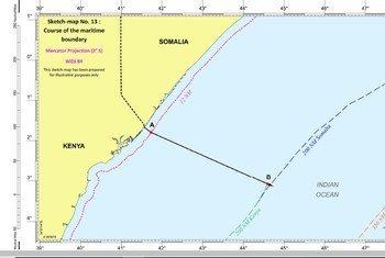 ICJ yatoa mwongozo wa mpaka wa majini kati ya Kenya na Somalia