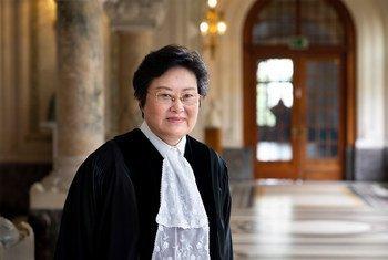 来自中国的法官薛捍勤在今天的国际法院法官改选中获得连任。