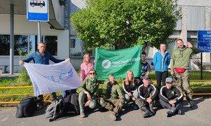 Экологи-энтузиасты из организации «Чистый север – чистая страна» отправились на север Архангельской области, чтобы провести исследования на берегу Белого моря