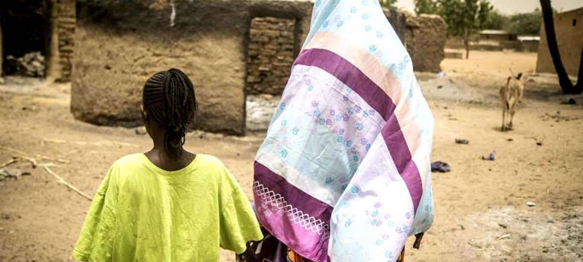 A peak in the number of serious violations in northern and central Mali has led to a dramatic increase in protection needs.