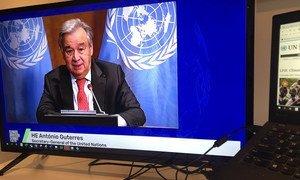 Secretário-geral das Nações Unidas também propôs que a atual década seja de transformação